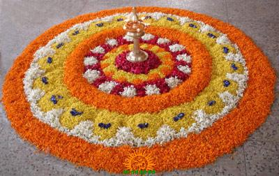 Athapookalam Onam Pookalam Competition Design