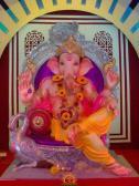 Dewan Cha Maharaja - Shree Utsav Mandal Vinayaka