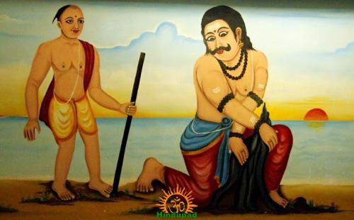 Ganesha story gokarna Ravana