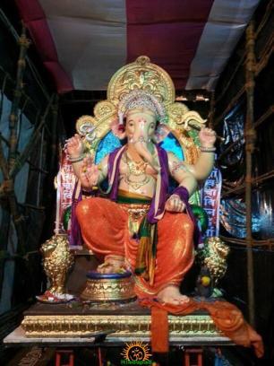 Girgaoncha Vignaharta 2013