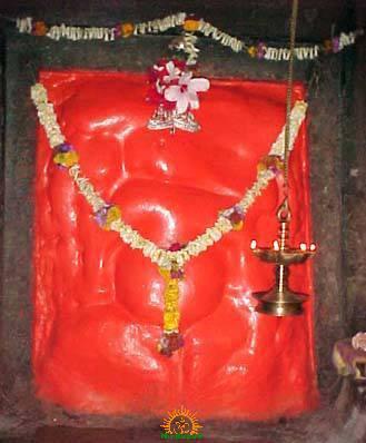 Girijatmaj Ganpati Temple in Lenyadri