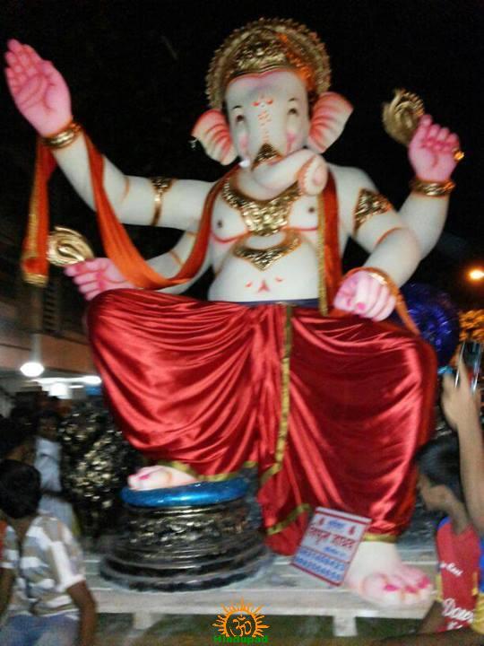Jeevan Nagar Sarvajanik Ganesh Mandal (Andheri west) 2013