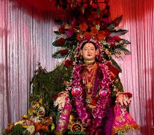 Jyeshta Gauri Pujan Bhadrapada Mahalakshmi Vrata