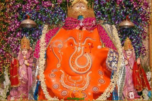 Kharjana Ganesh Temple