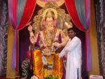 LBS cha Raja Ganesh 2013