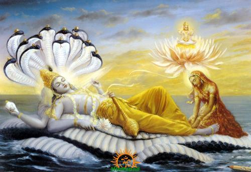 Lord Vishnu
