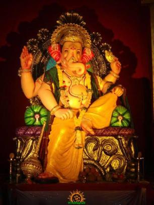 Mahavir Nagar cha Raja 2013 Kandivali