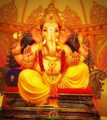Marvadi Press Ganeshotsav Mandal Akola