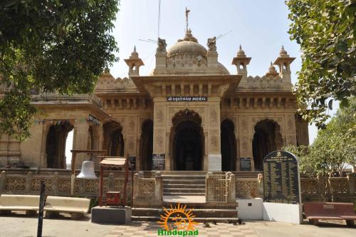 Rafaleshwar Temple Morbi in Gujarat
