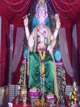 Raja chandanbaug cha raja ganapathi 2013