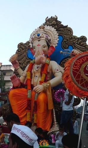 Virar cha Maharaja 2013 ganpati