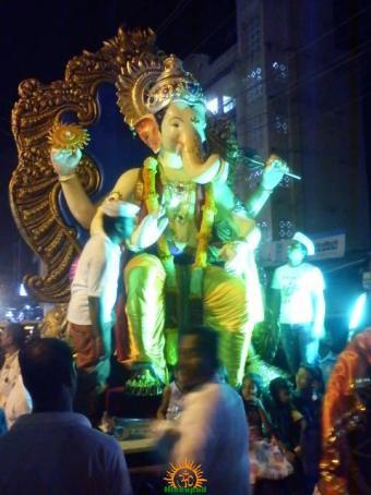Virarcha Raja 2013 Ganpati