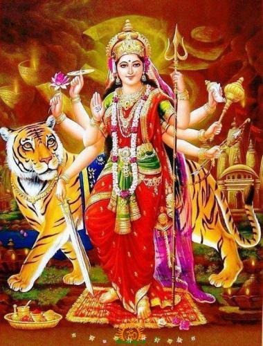 Goddess Devi