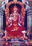Goddess Lalitha Tripura Sundari Devi