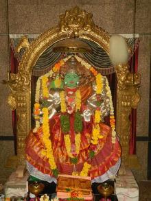 Kameshwari Devi Alankaram