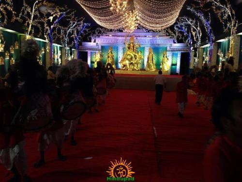 Lokhandwala Durga Puja Mumbai 1