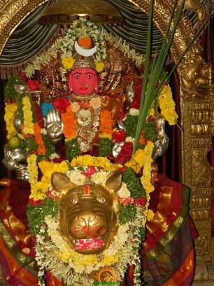 Rajarajeshwari Alankaram