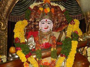 Saraswati Devi Alankaram 2