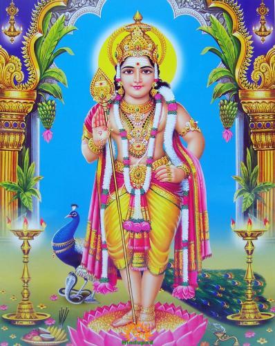 Lord Subramanya