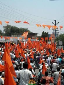 Bhongir Hanuman Jayanti Shobha Yatra 1