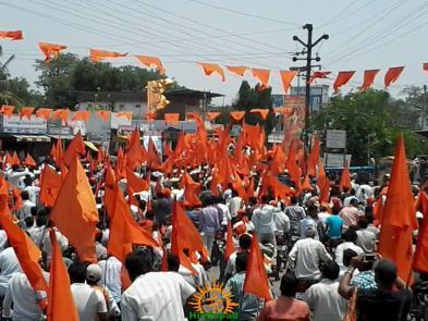 Bhongir Hanuman Jayanti Shobha Yatra 3