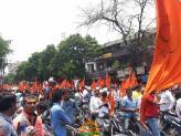 Hanuman Jayanti Shobha Yatra pic Hyderabad