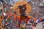 Hyderabad Hanuman Jayanti Shobha Yatra