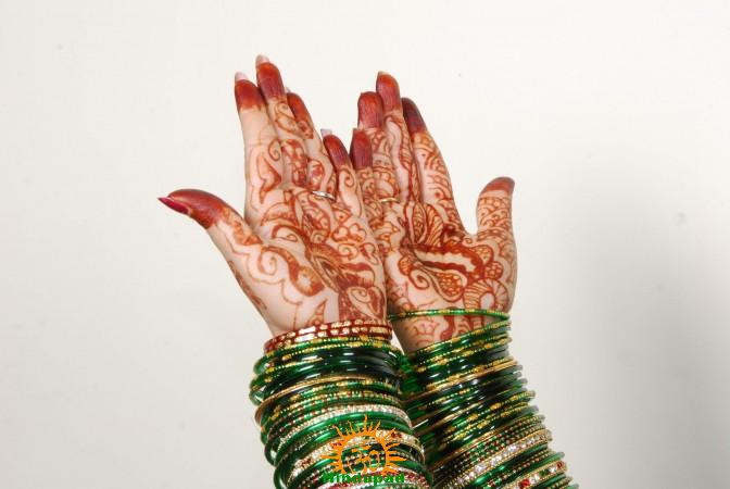 Why People put Mehandi designs in Ashada Masam (Gorintaku