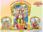 Khairatabad Ganesh 2014 Kailasa Vishwaroopa Maha Ganapathi