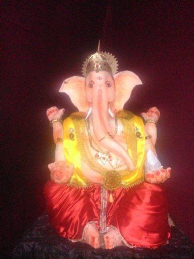 Gograsswadi Ganeshotsav Mandal Ganpati no-watermark