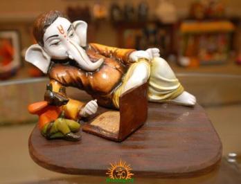 Lord Ganesha as Computer Engineer