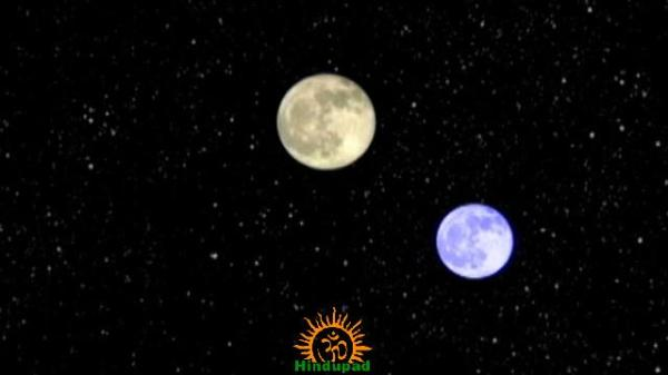 Two Moons on 27 August 2014 Mars Moon to appear in same
