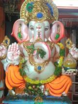 Bharat Navayug Samaj 49th Ganesh Chavithi Celebrations Noor Khan Bazar