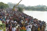 Ganesh Nimajjanam in Hyderabad 1
