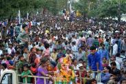 Ganesh Nimajjanam in Hyderabad 10