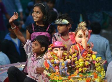 Ganesh Nimajjanam in Hyderabad 17