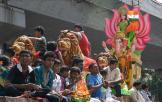 Ganesh Nimajjanam in Hyderabad 2