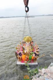 Ganesh Nimajjanam in Hyderabad 26