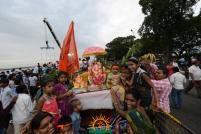 Ganesh Nimajjanam in Hyderabad 34