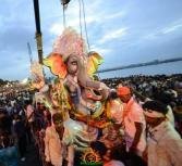 Ganesh Nimajjanam in Hyderabad 35