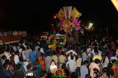 Ganesh Nimajjanam in Hyderabad 40