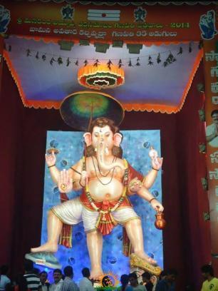 Kamalanagar Ganesh Mandapam