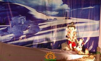 Om Ganesh, kumarpet,Adilabad