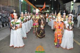 Pedda Sesha Vahanam in TTD Brahmotsavam 6