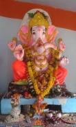 Sarwajanik hatthi ganesh mandali Bhainsa since 1921