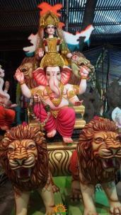 Sree Vaishnavi Ganesh Ustav Samati Kishanbagh Bahadurpura