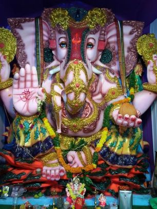 Sri Vinayaka Friends Association Ganpati no-watermark 4