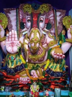 Sri Vinayaka Friends Association Ganpati no-watermark 4