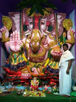 Sri Vinayaka Friends Association Ganpati no-watermark 5