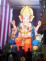 Thermacol ganesh 24' feets Jiyaguda Durganagar 2
